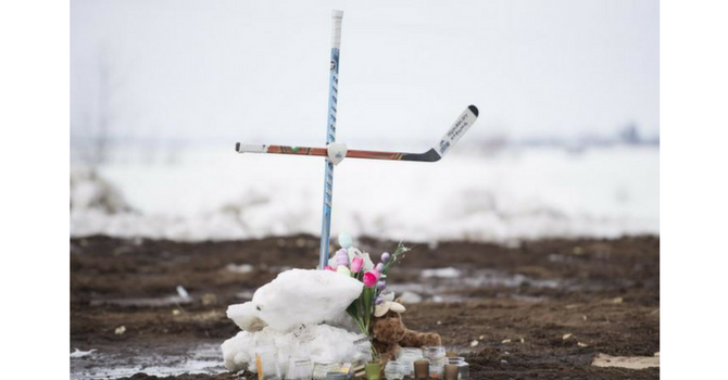 The Humboldt Broncos Tragedy: We Are Not Alone image