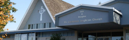 Como Lake Worship -> St. Laurence Anglican location  ~ Sundays at 4 pm