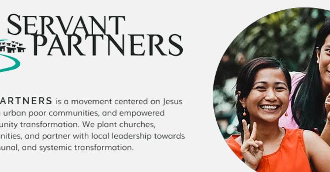 Servant Partners Training
