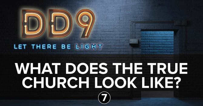 Session 7: What Does The True Church Look Like?