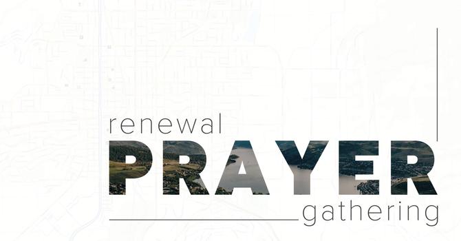 Renewal Prayer Mornings image