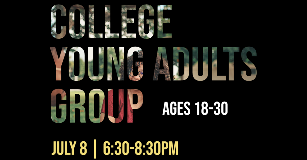 College Young Adult Group
