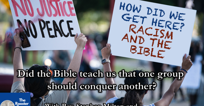Racism and the Bible