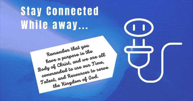 Stay Connected While Away image