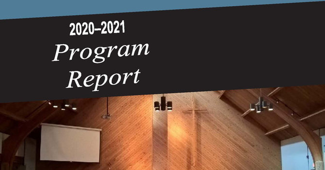 2020-21 Program Report Available image