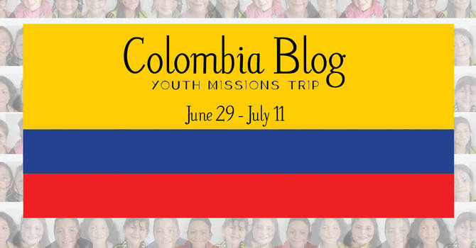 Colombia Team Blog image