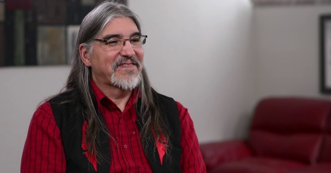 """Thoughtful Thursday: Rev. Dr. Ray Aldred """"First Peoples Voices"""" image"""