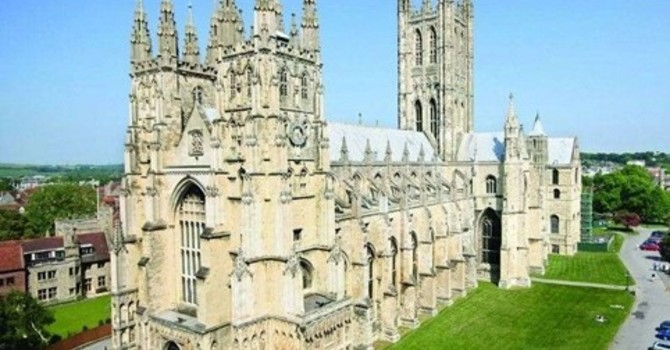 Canterbury Cathedral image