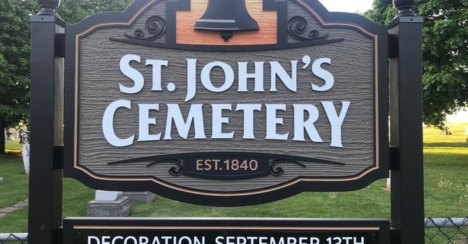 St John's Cemetery image