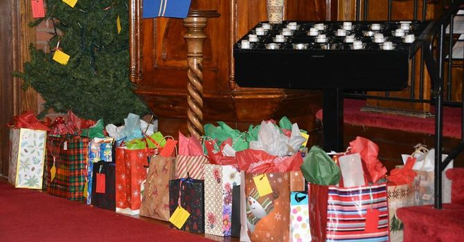 Advent Giving Tree image