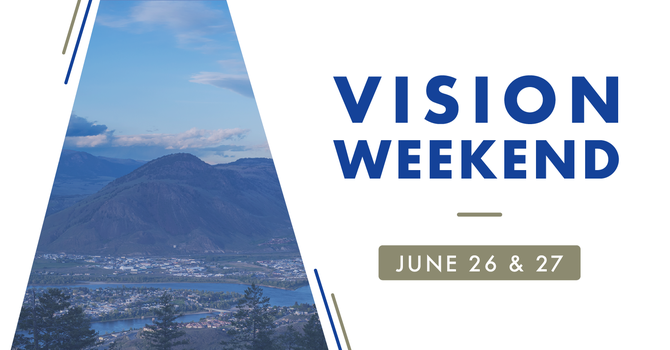Vision Weekend: Empowered to Freedom image