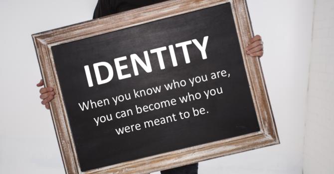 Identity - Part 2