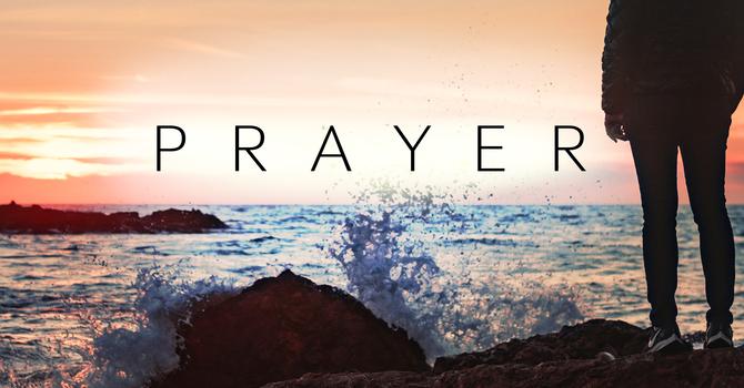 June 25th Prayer Request image
