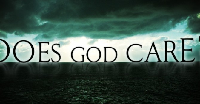 Why Would God Care?