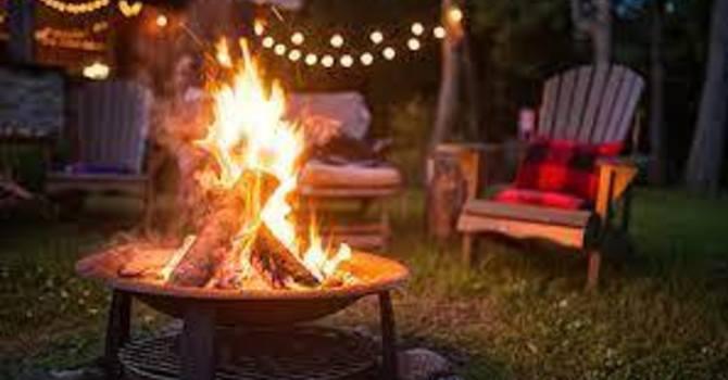 Young Adults Summer Campfire Fellowship