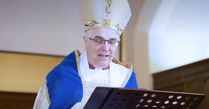 Letter from the Bishop - June 2021
