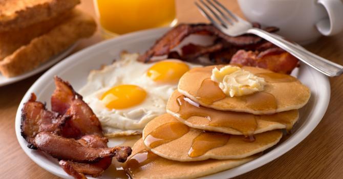 Saanich Men's Breakfast
