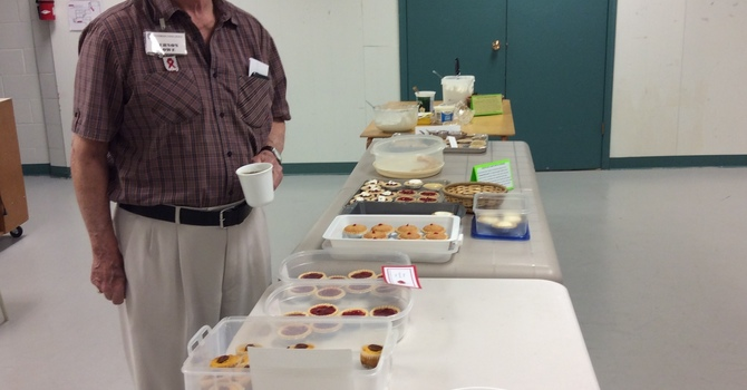 Kasota East Camp Tarts and Toppings Fundraiser image