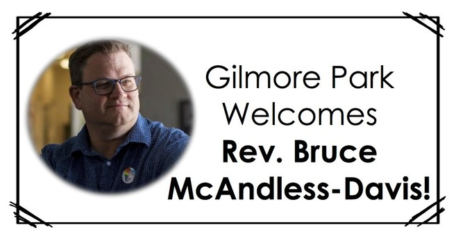 WELCOME BRUCE! image