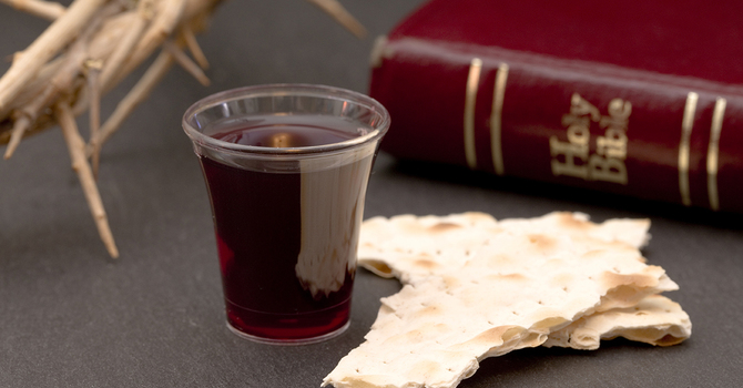 Special Observance of the Lord's Supper