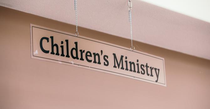 Junior & Kids Ministry Service