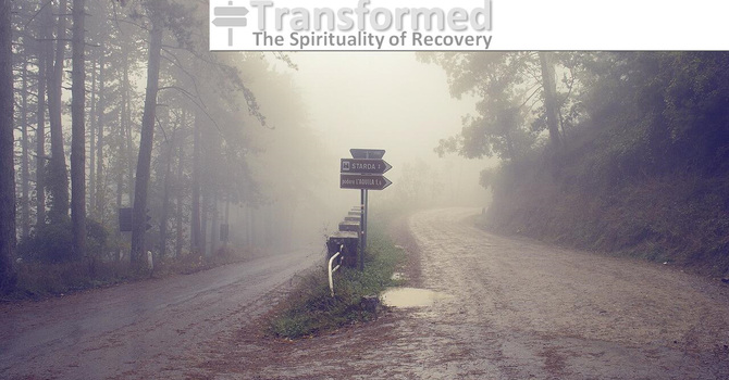 Transformed - The Spirituality of Recovery - Make it Right