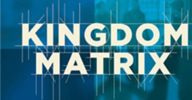 Kingdom Matrix (Book Review)  image