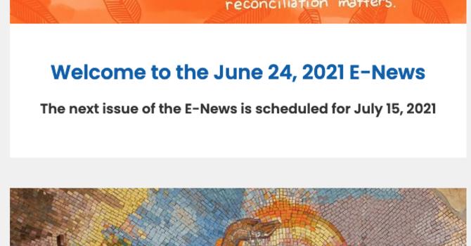 Link to June 24 E-News image