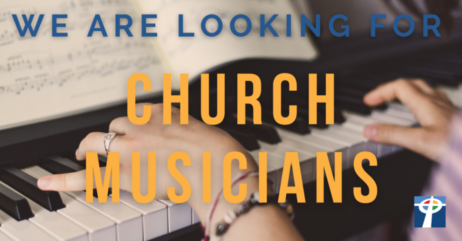 Looking for Church Musicians image