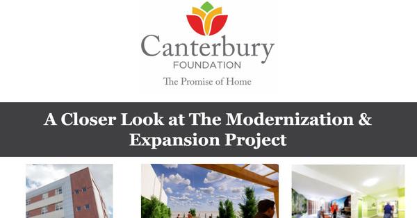 Canterbury Foundation's June 23 Virtual Town Hall
