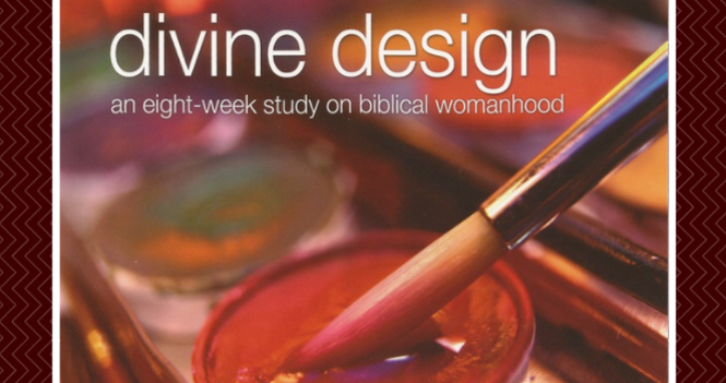 Divine Design- Ladies SS Class