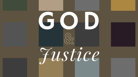 God and Justice