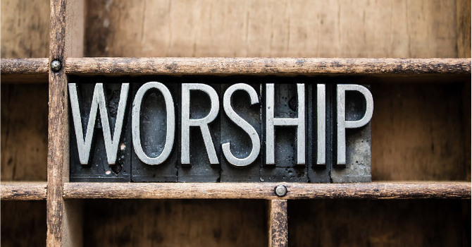 Worship March 29 image