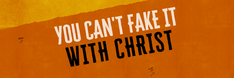 """""""You Can't Fake the Real Thing"""" A.M. Service"""