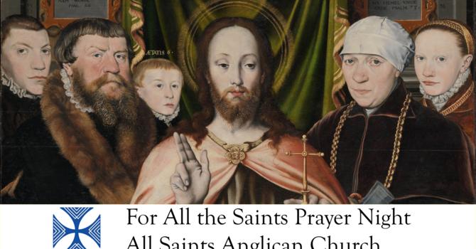 Cochrane Prayer Night June 30, 2021