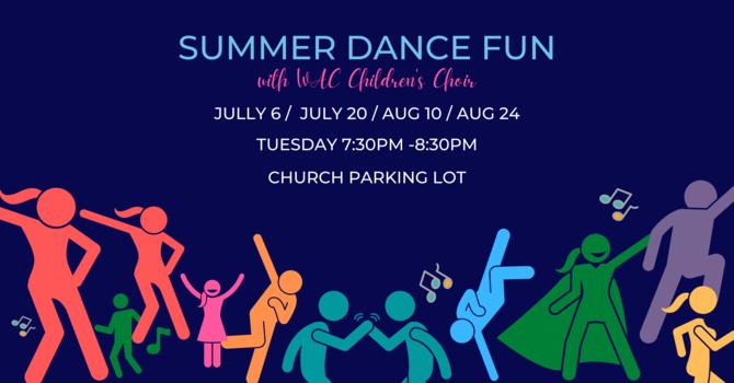 Summer Dance Fun