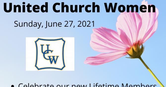 UCW Sunday Service June 27th, 2021 image