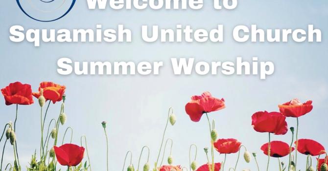 Sunday Service June 20th, 2021 image