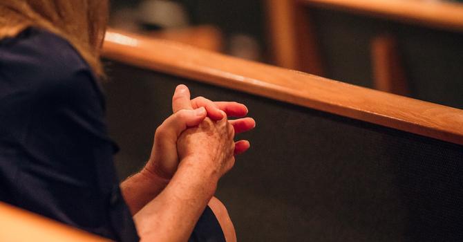 Prayer Gathering for Healing image