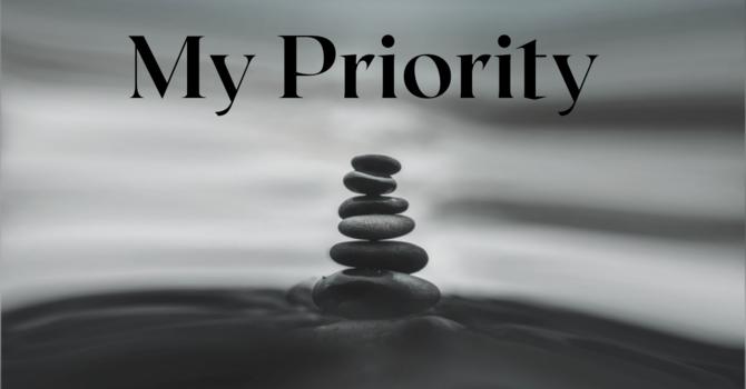 My Priority (2)