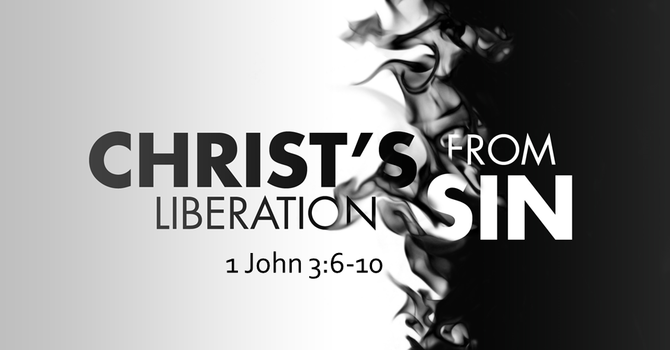 Liberation from Sin