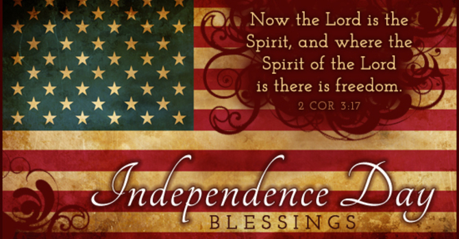 Independence Day Blessings image