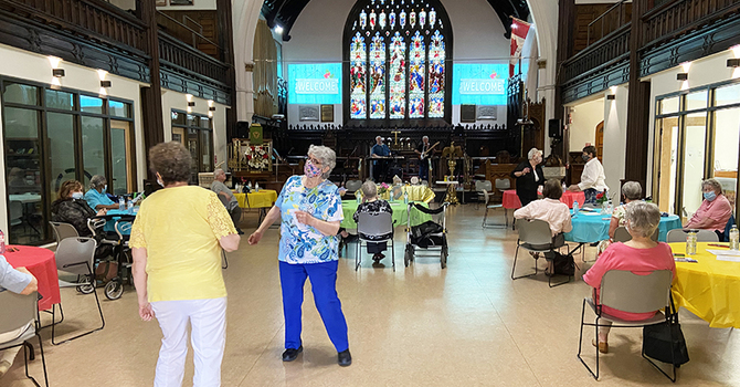 Senior care comes to Stone image