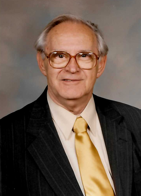 In Memory of Rev. Allen Johannes