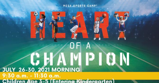 Mega Sports Camp VBS Morning Age 3-5