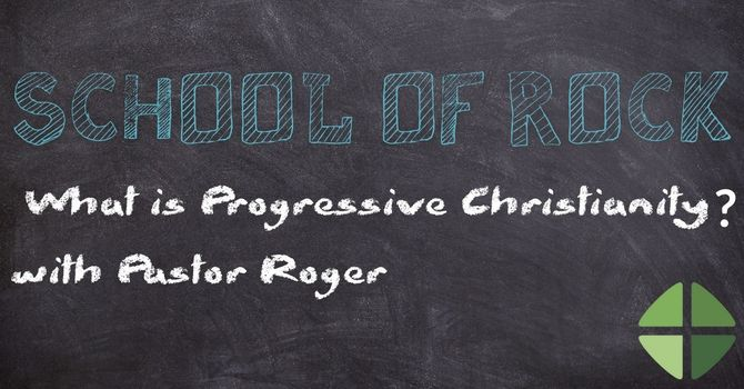 What is Progressive Christianity?