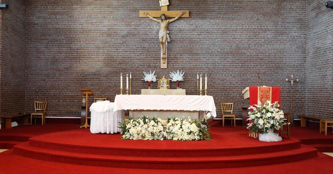 1st Saturday Mass