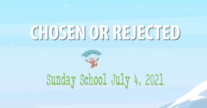 Sunday School July 4 2021
