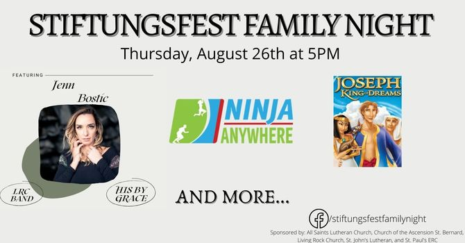 Stiftungsfest Family Night