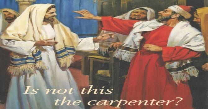 Worship Service Bulletin - Sixth Sunday After Pentecost image